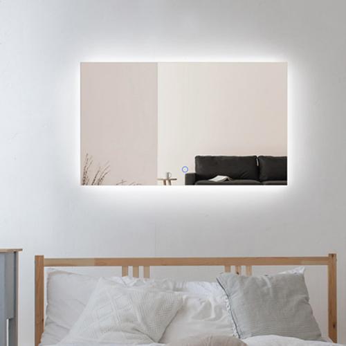 거울,루비드거울,간접거울,LED거울