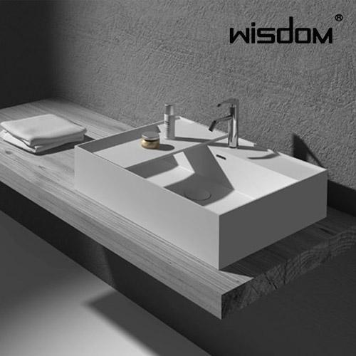 [WISDOM] 벽걸이세면기 WD-38331
