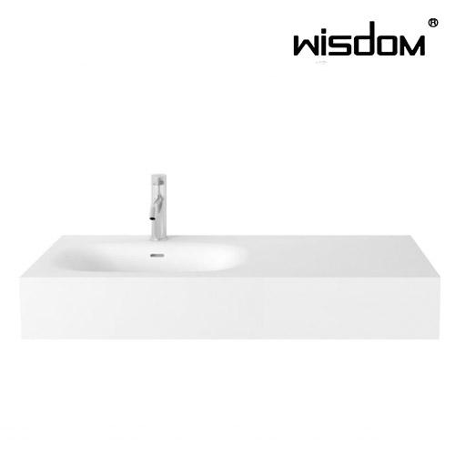 [WISDOM] 벽걸이세면기 WD-38486