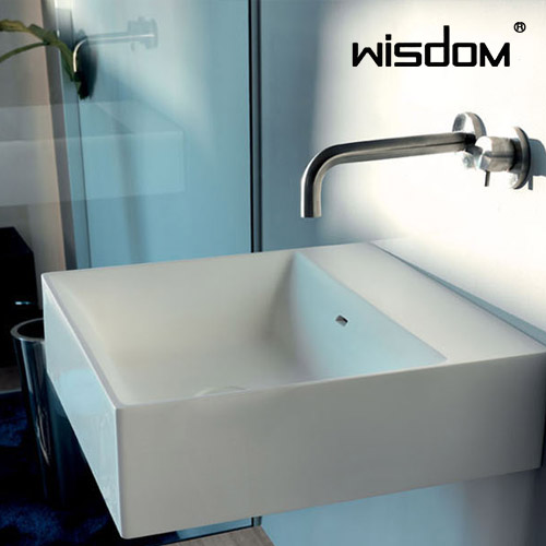 [WISDOM] 벽걸이세면기 WD-38113