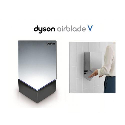 [DYSON] 벽걸이형 핸드드라이어 HU02 - V (Nickel)
