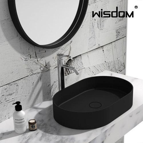 [WISDOM] 탑볼세면기 WD-38335-B