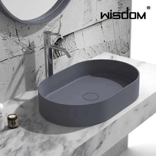 [WISDOM] 탑볼세면기 WD-38335-G