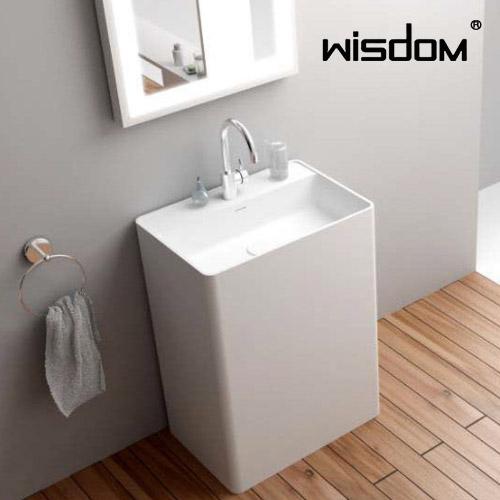 [WISDOM] 스탠딩세면기 WD-3822