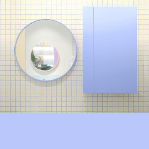 오드바스,원형거울,엣지거울,욕실거울