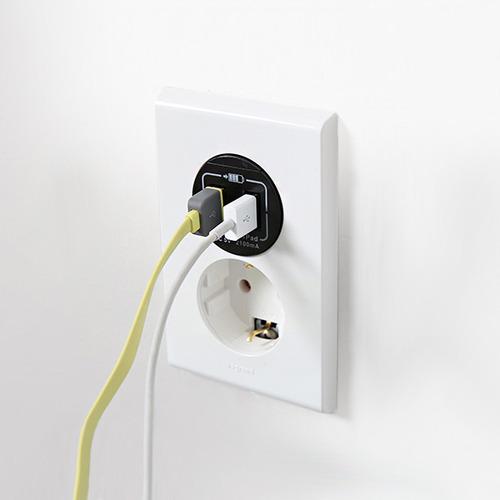 [르그랑]이프렌 USB 충전 콘센트