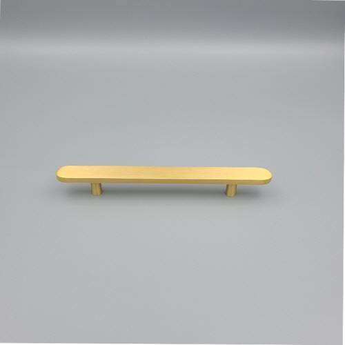 황동/골드 가구손잡이-라운드바(대/중) / TI-103 /TI-104