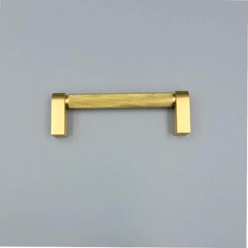 황동/골드 가구손잡이-분리형 다이아몬드 / TI-110