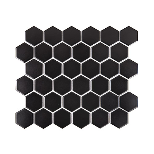 [US-REGNO] 모자이크타일 HNB-BLACK규격:325X281수량:10매/0.91㎡재질:포세린