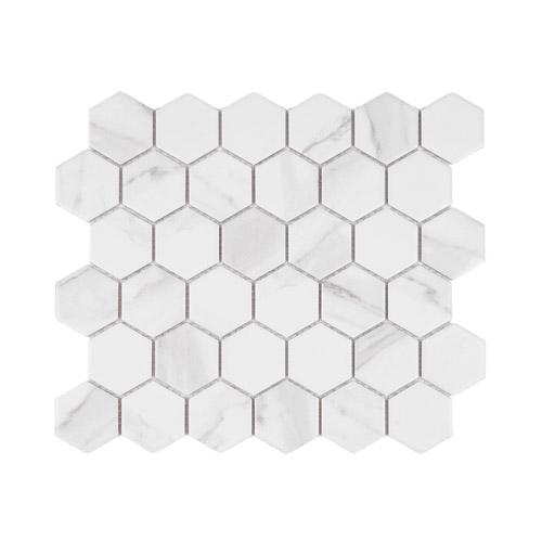 [US-REGNO] 모자이크타일 HNB-CARARA규격:325X281수량:10매/0.91㎡재질:포세린