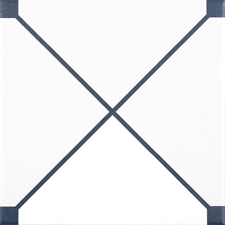 [US-REGNO] 패턴타일 PT-X규격:200X200수량:25매/1㎡재질:포세린