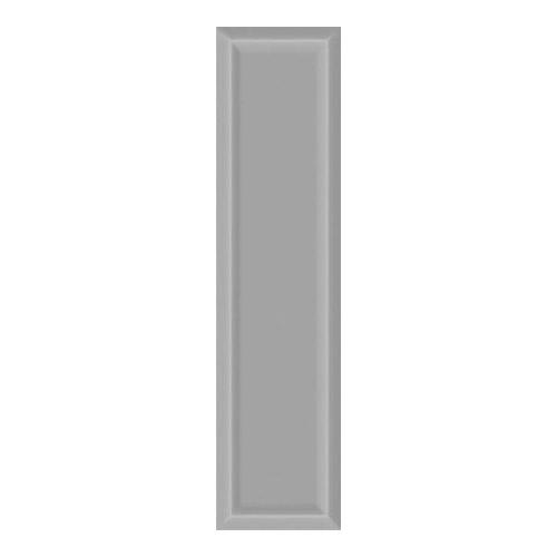 [US-REGNO] 솔리드타일 SLD-LIGHT GREY_음각규격:68*280수량:50매/0.952㎡재질:도기질