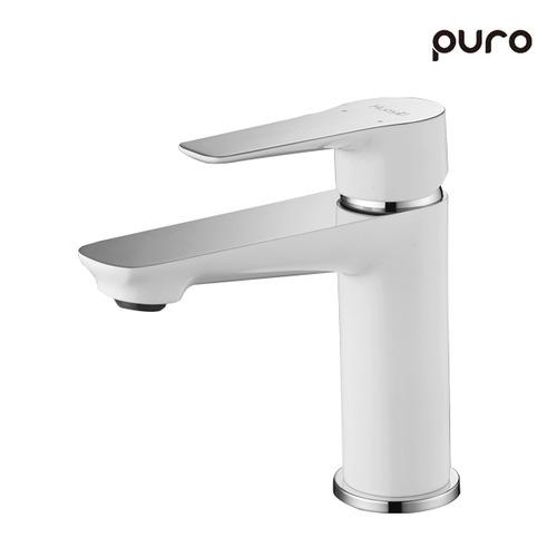 [PURO]원홀 단수전 지아 16460JW_화이트크롬